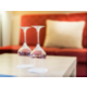 Complimentary mineral water in your room