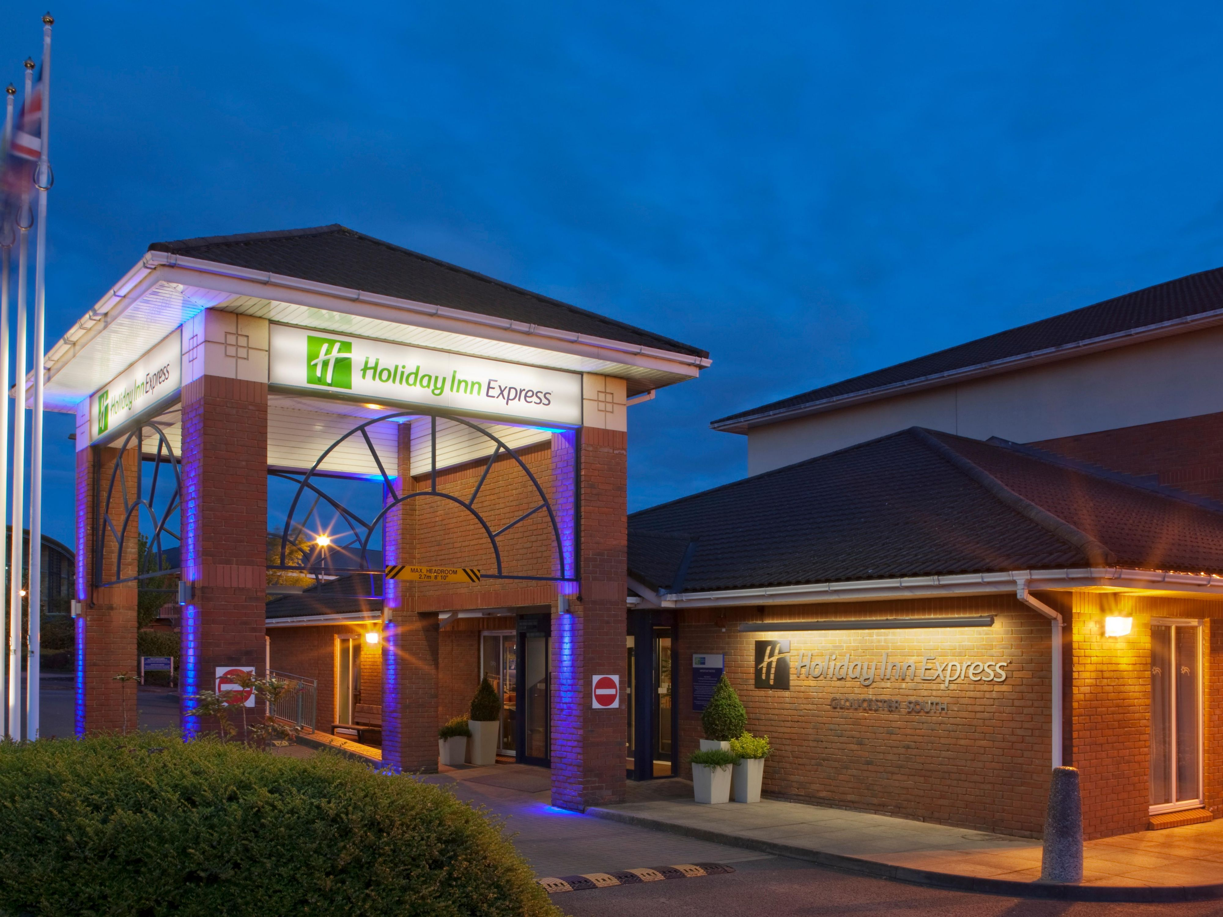 Welcome to Holiday Inn Express Gloucester