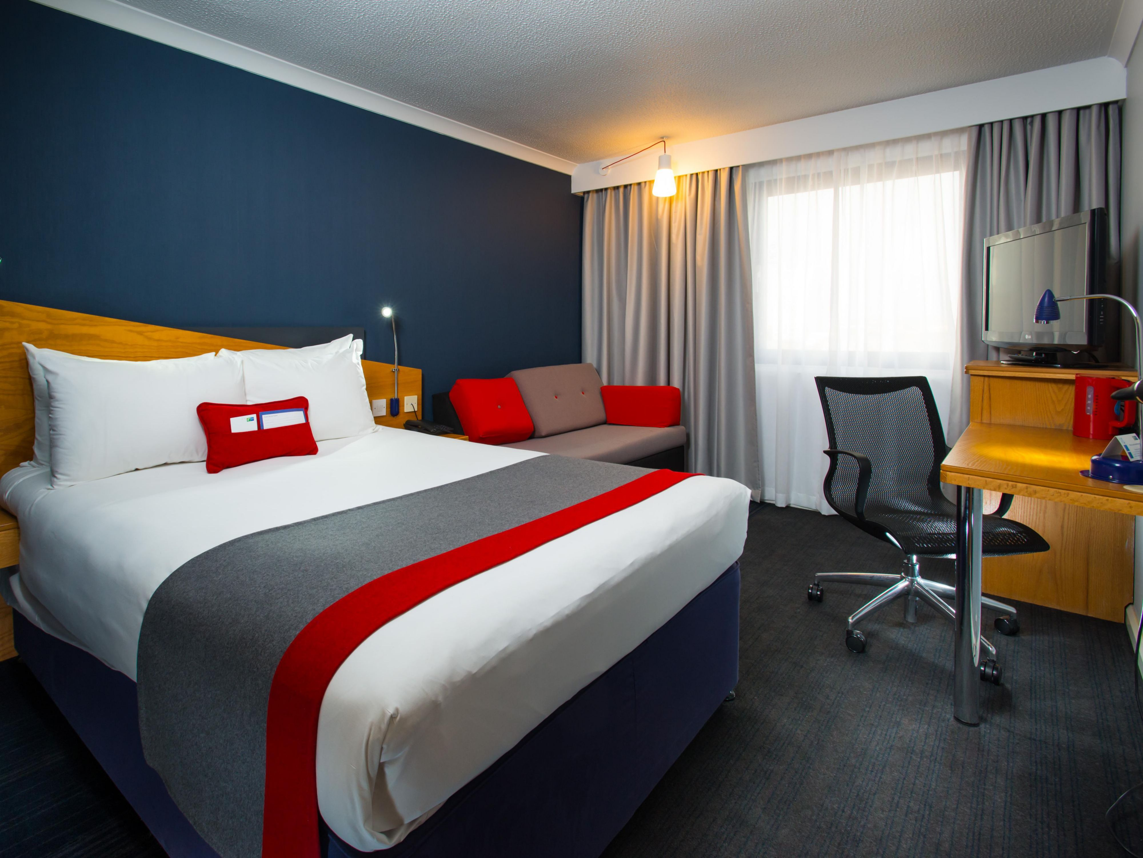 We think our refurbished rooms look fab! What do you think?