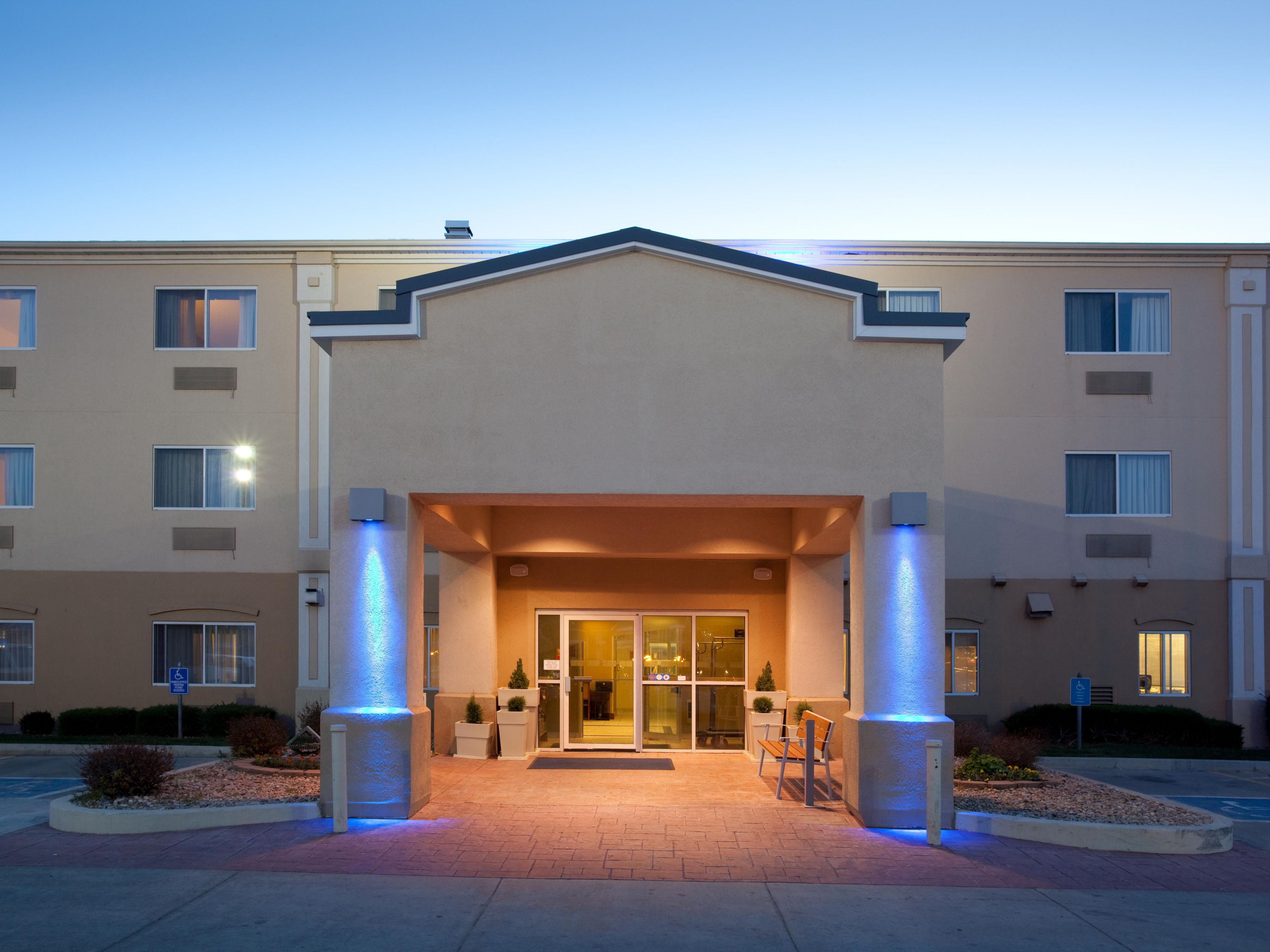 Holiday Inn Express Greeley Hotel By IHG