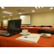 Salones para juntas con audio, pantalla