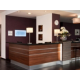 Our Holiday Inn Express Front Desk