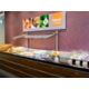 Your express start in a good day with our breakfast buffet.