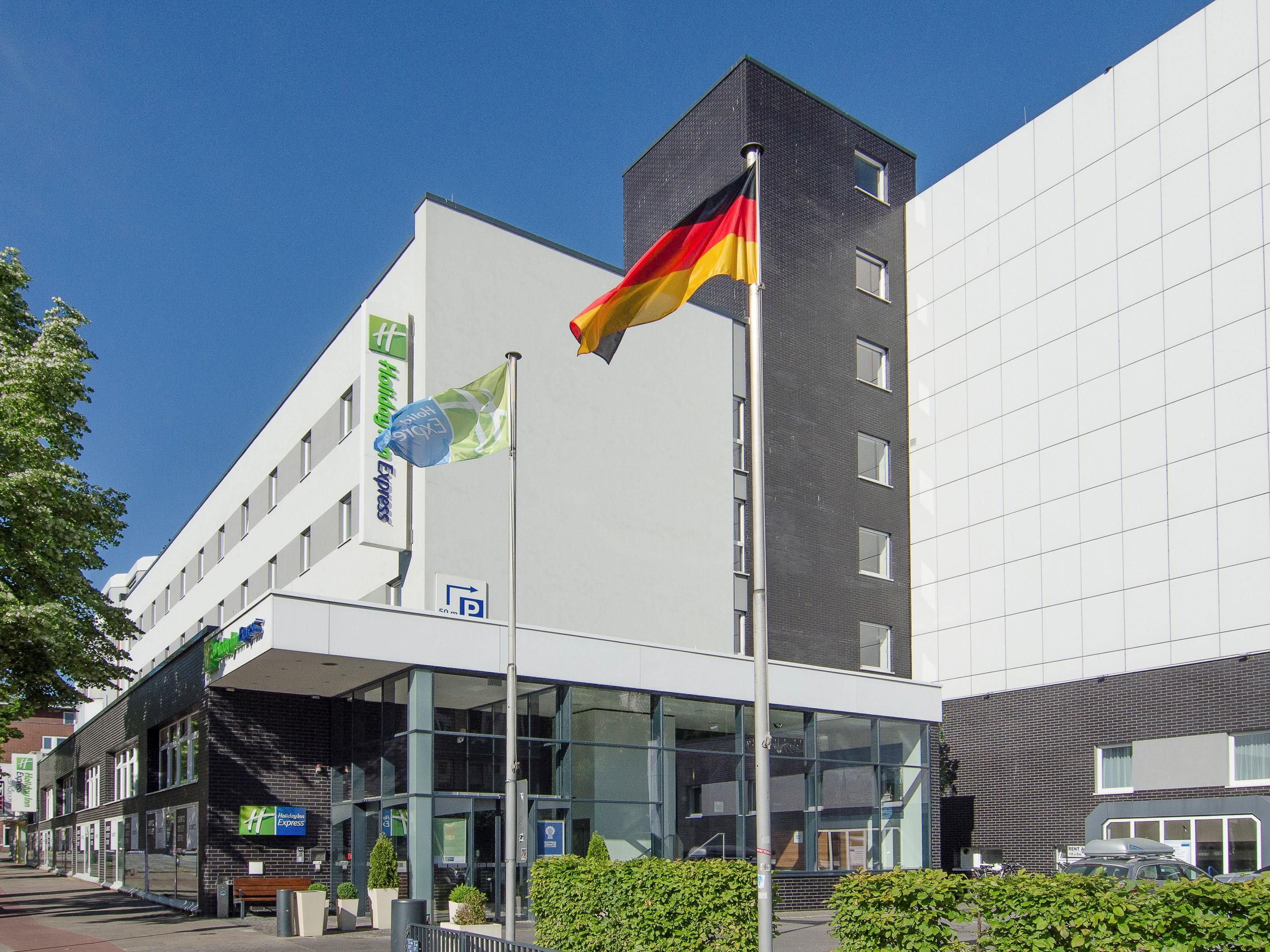 Holiday Inn Express Hamburg City Centre Hotel by IHG