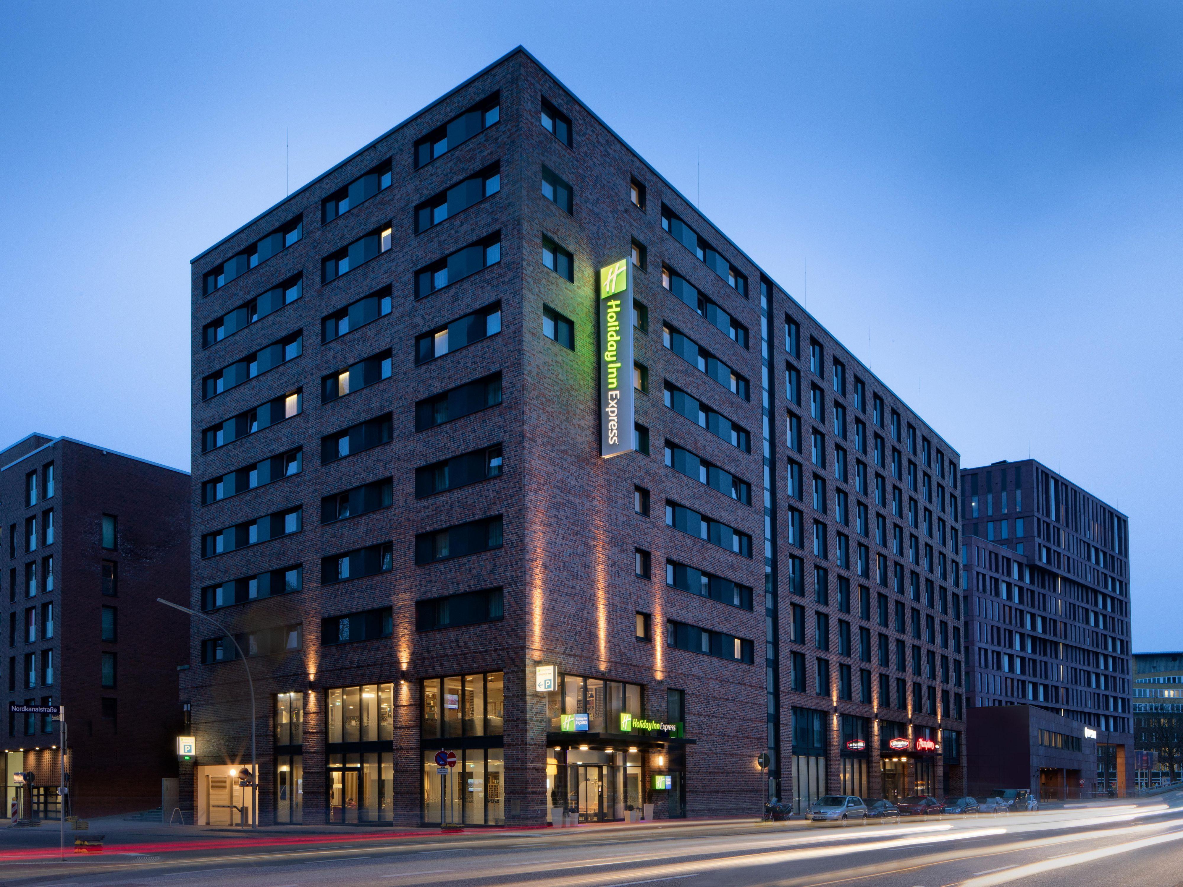 Holiday Inn Express Hotel Hamburg City Hauptbahnhof