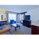 Rest easy in our nicely appointed King Bed Suite with wet bar