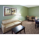 Presidential Suite at the Holiday Inn Express Harrisonburg