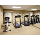 Fitness Center at the Holiday Inn Express Harrisonburg