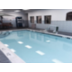 Our Indoor heated swimming pool with locker rooms
