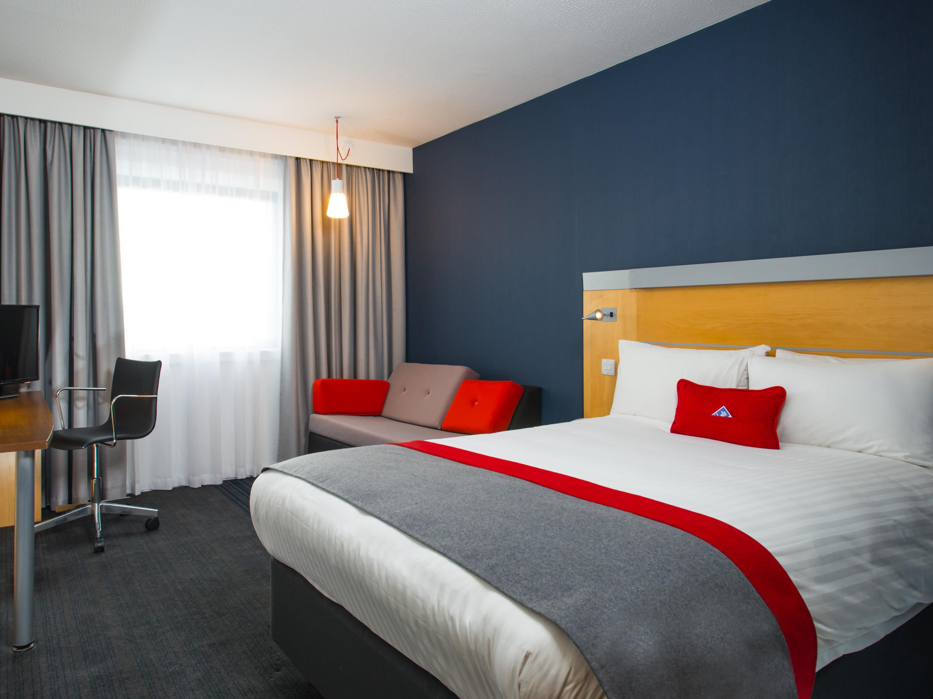 Our rooms have had a makeover! We love them. What do you think?
