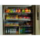 Keep hunger at bay with a tasty snack from our vending fridge