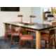 High Top Communal Table with plug access