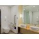 Holiday Inn Express Hong Kong Soho – Wheelchair Accessible Bathroo