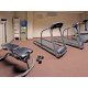 Keep up your routine at our 24 hour fitness center