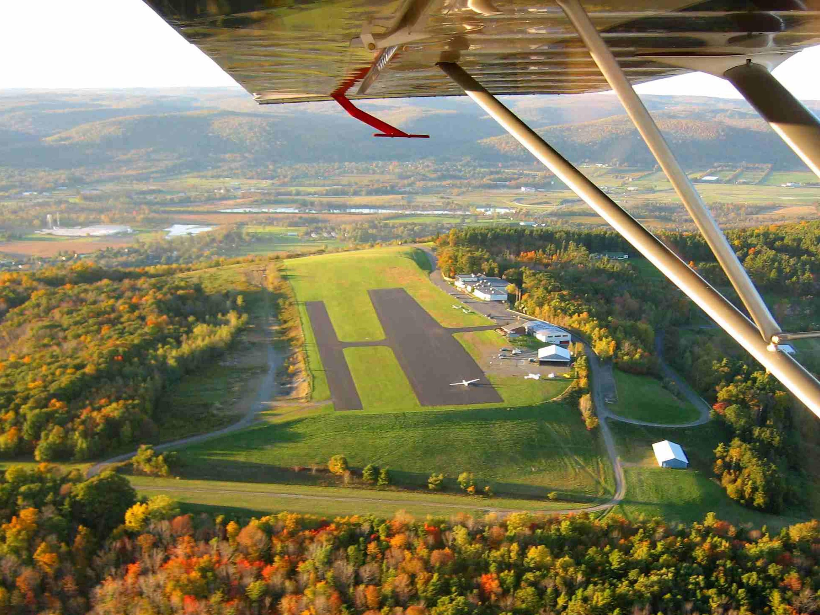 Soaring Capital of the World, Harris Hill, NY