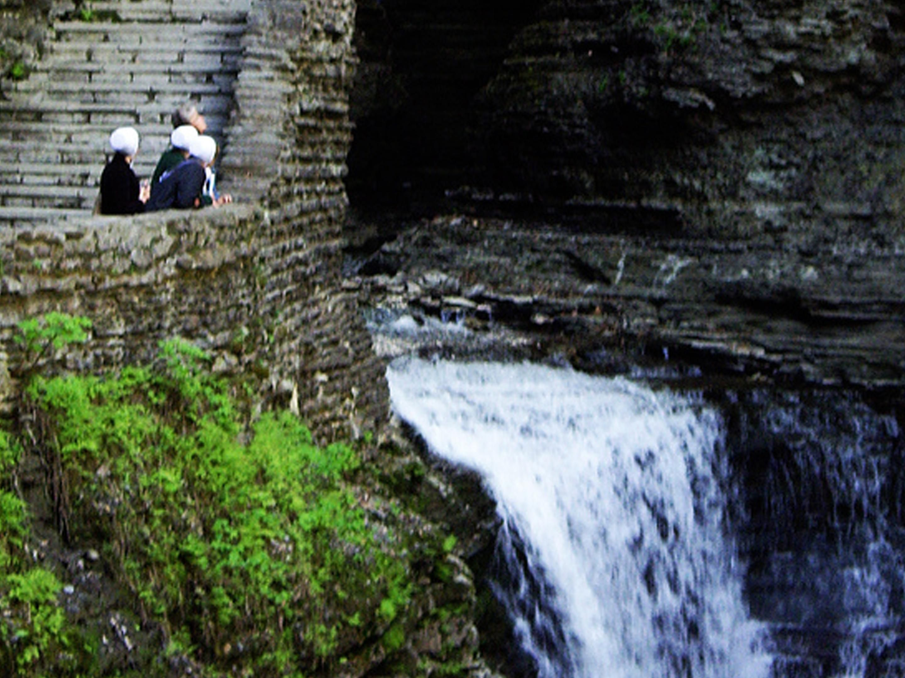 World Famous Watkins Glen State Park Gorge