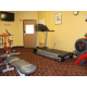 Get a hard workout at our Fitness Center!
