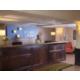 Holiday Inn Express Houghton Hotel Lobby