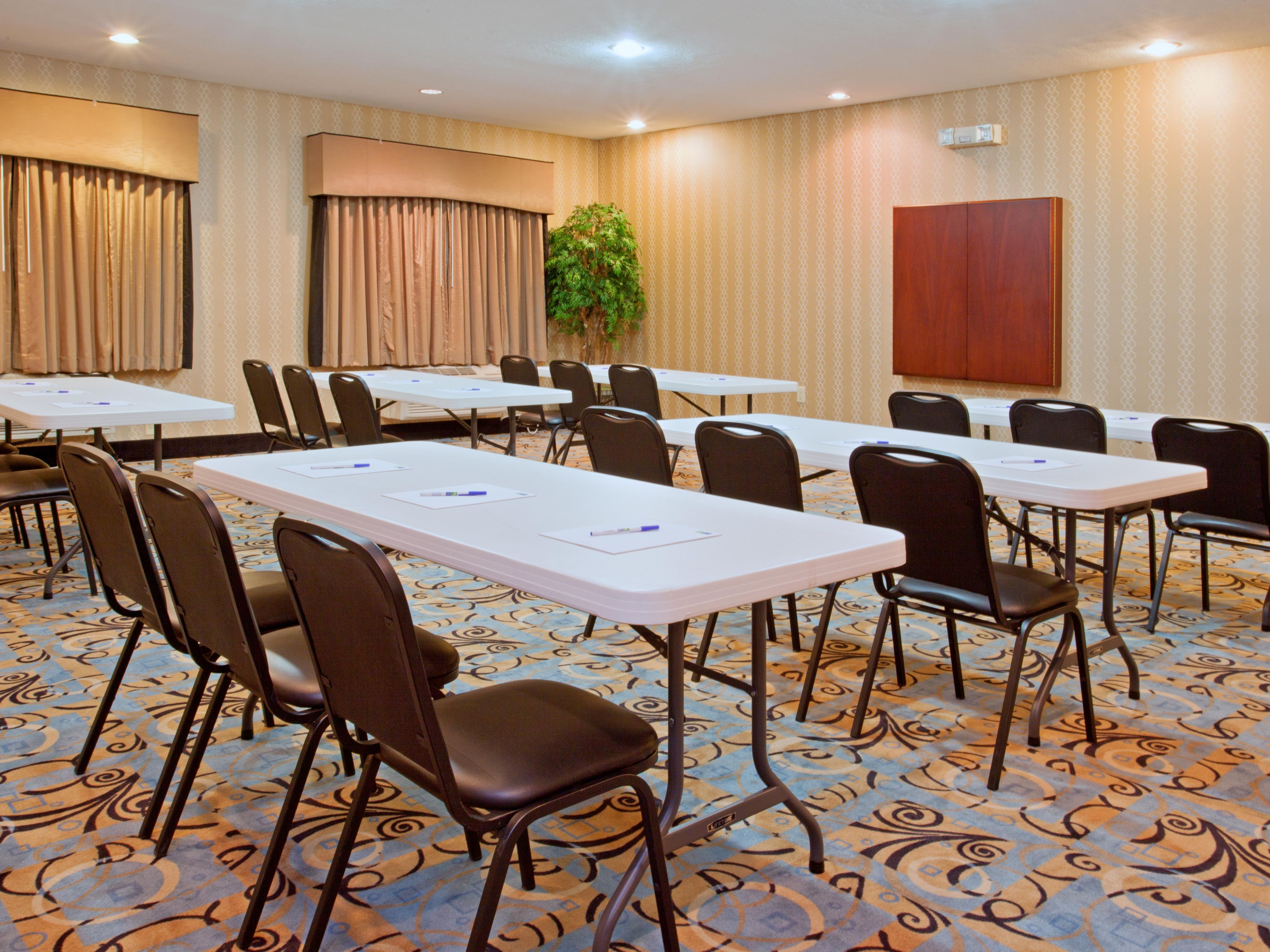 Meeting Room at Holiday Inn Express Houston N-1960 Champions Area