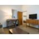 Two Queen Beds, One Bedroom Suite Living Area