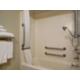 Wheelchair Accessible Guest Bathroom