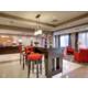 Hotel Lobby Community Table