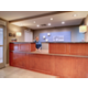 Hotel Lobby Front Desk with Staff #2