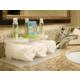 Complimentary Bath & Body Works bathroom amenities