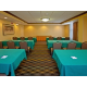 Meeting room facilities are approx. 396 sq. ft of function space