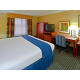 Holiday Inn Express Indianapolis Northwest has 121 Guest Rooms