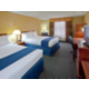 Accessible guest rooms feat. a king bed or double queen beds