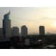 View from Holiday Inn Express Jakarta Thamrin Hotel