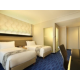 2 Single Beds Room at Holiday Inn Express Jakarta Thamrin