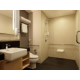 Accessible Guest Bathroom at Holiday Inn Express Jakarta Thamrin
