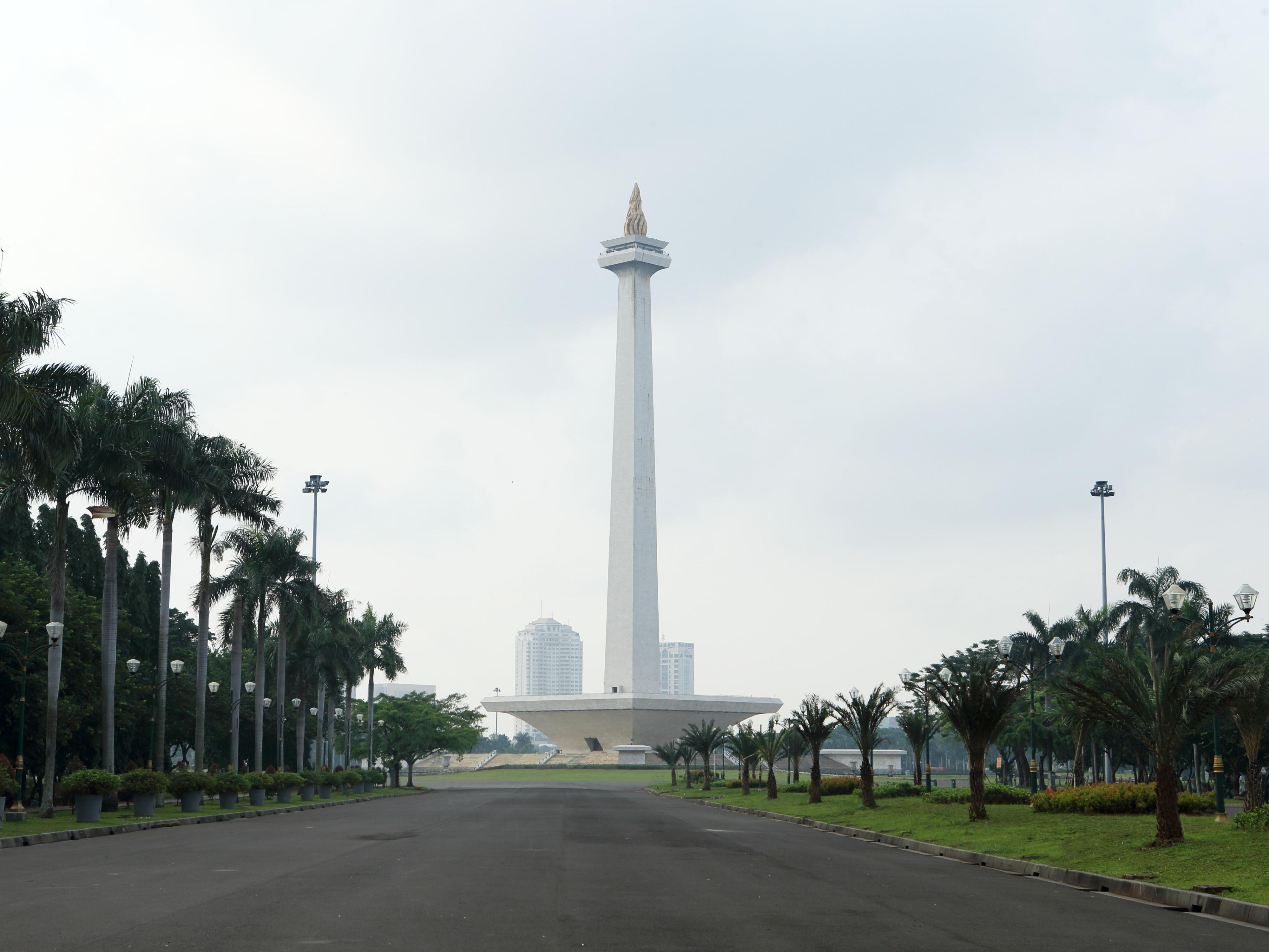 Monas Monument by Holiday Inn Express Jakarta Thamrin