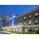 Hotel Exterior (Dusk)