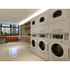 Self-Service Laundry Room of