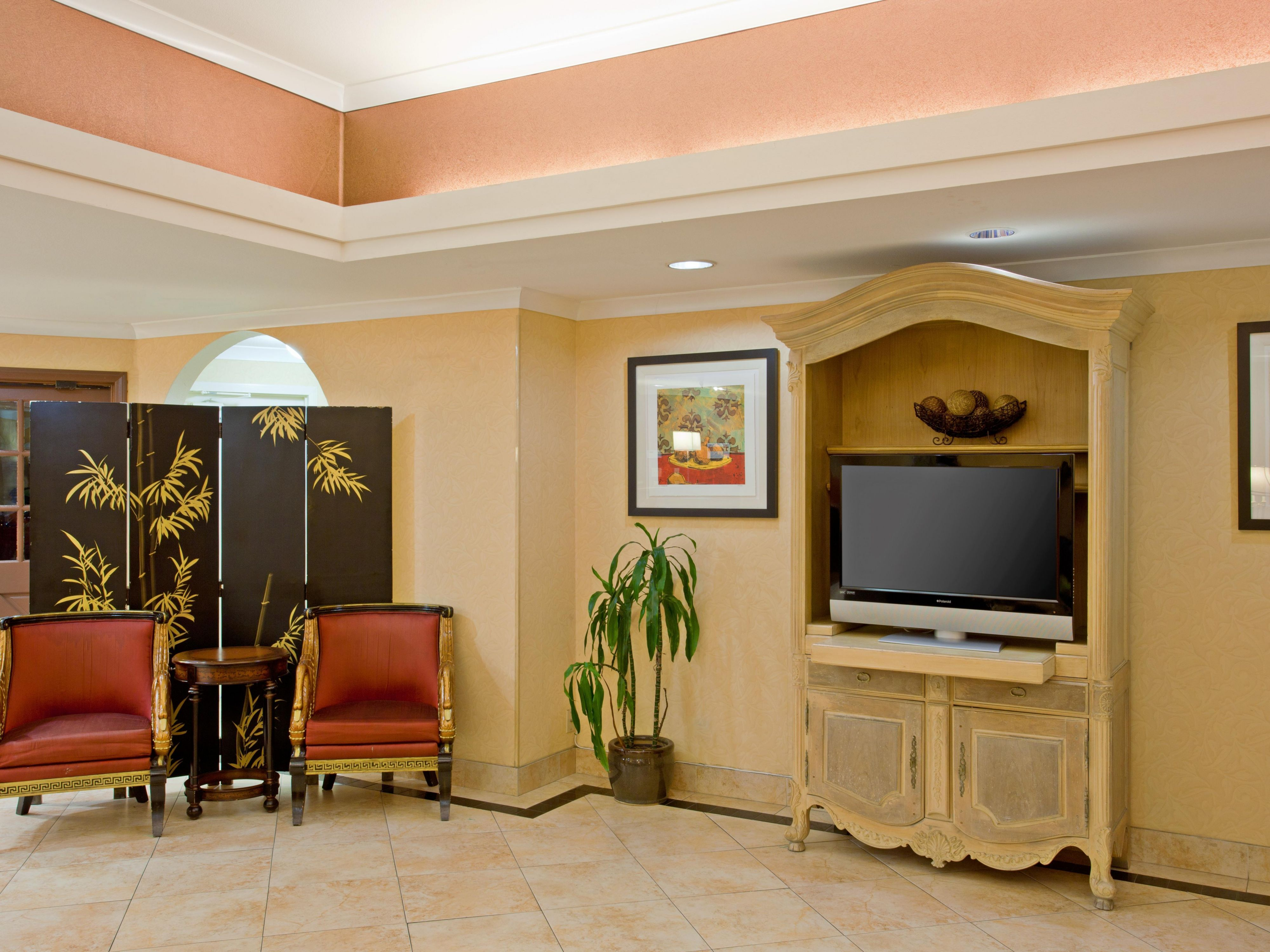 Holiday Inn Express La Mesa-Hotel Lobby