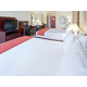 Enjoy a good night rest in our Pillow Top mattress