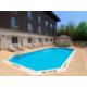 Outdoor Pool at Holiday Inn Express Philadelphia NE - Langhorne