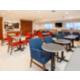 Express Start Breakfast Seating Area