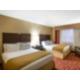 2 Queen Family Suite Bedroom