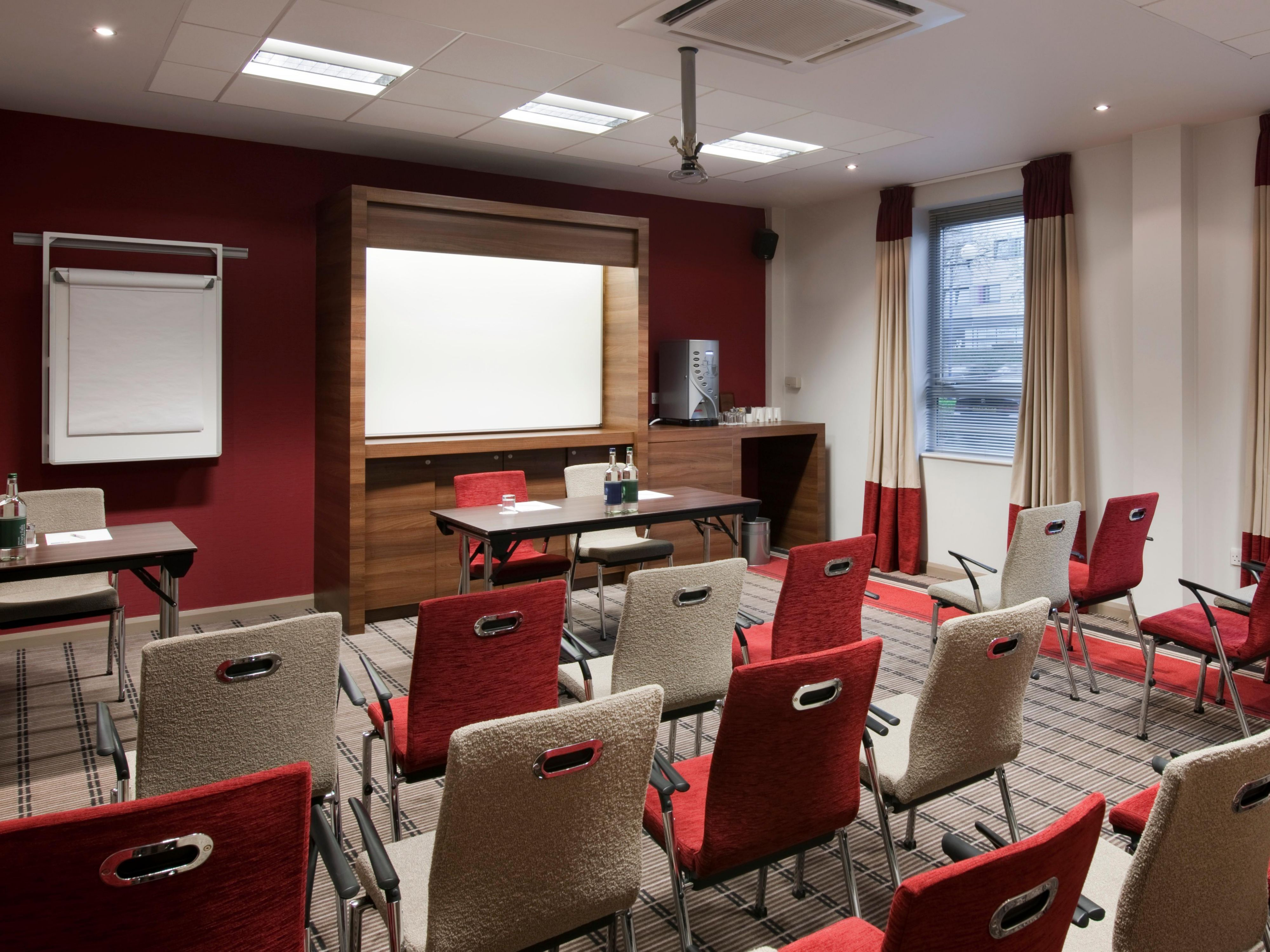 Meeting room facilities at our Leeds city centre hotel