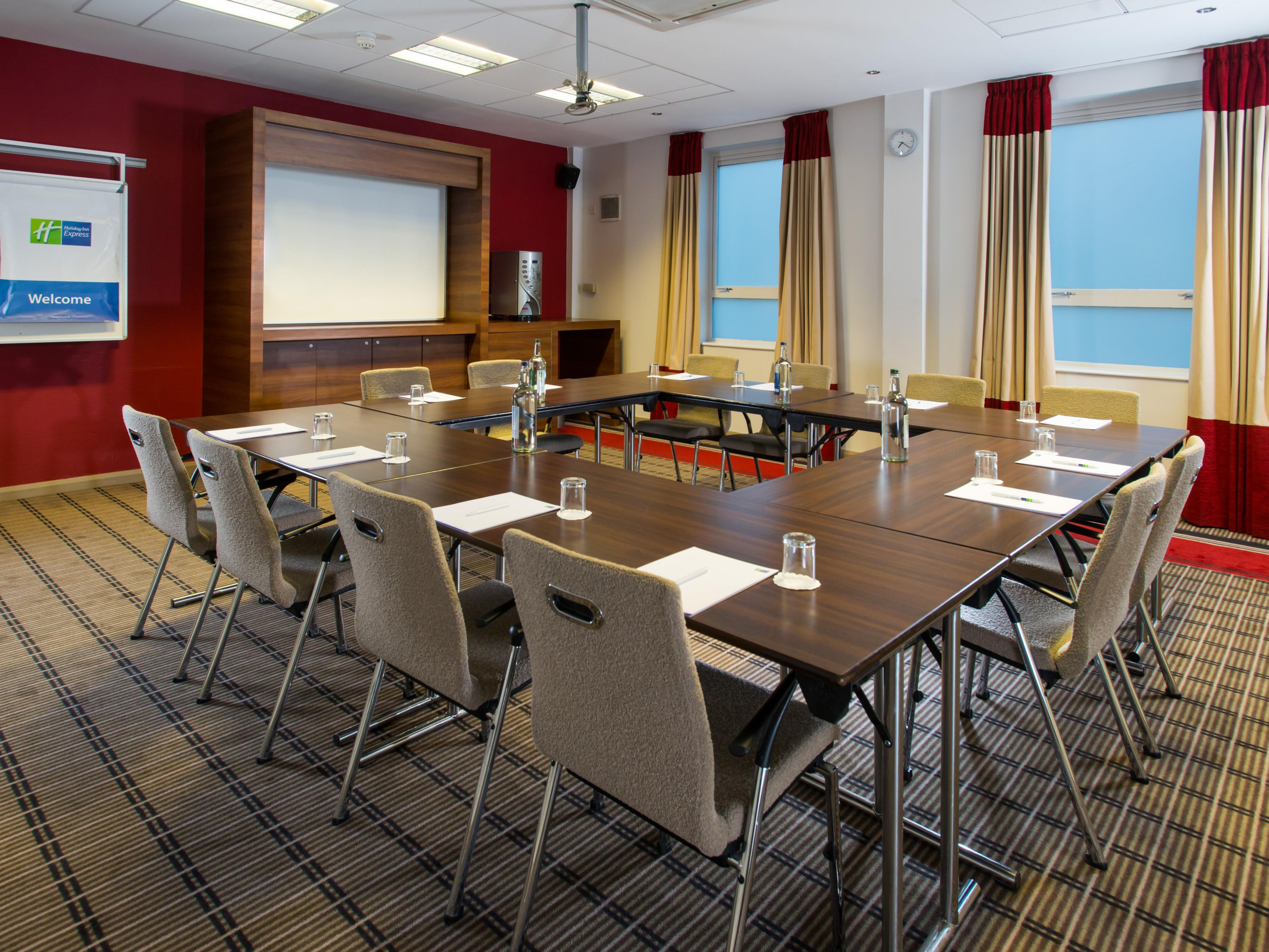 We have two Meeting Rooms available at our Leeds City Centre hotel