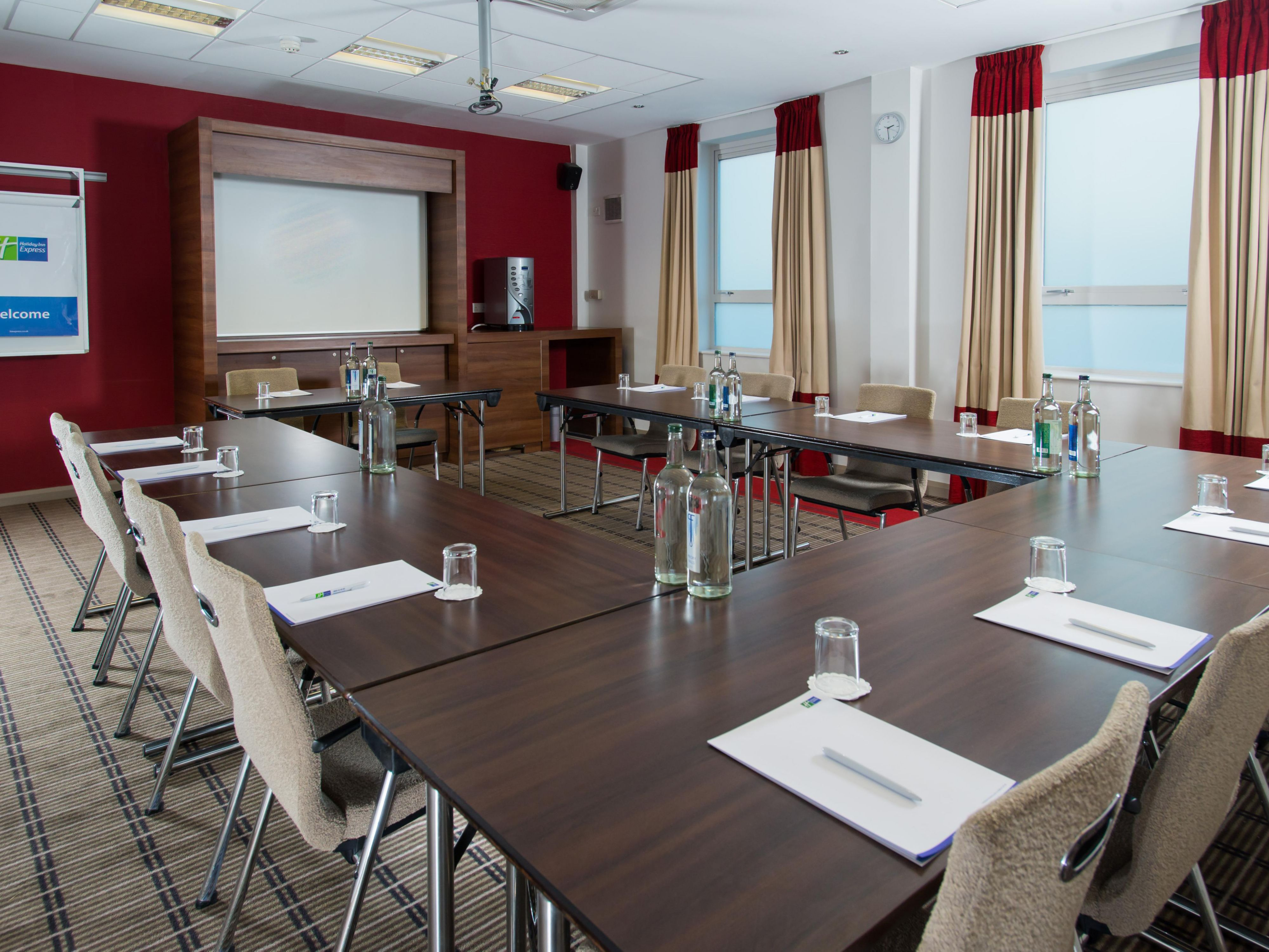 Our Meeting Rooms have plenty of natural daylight