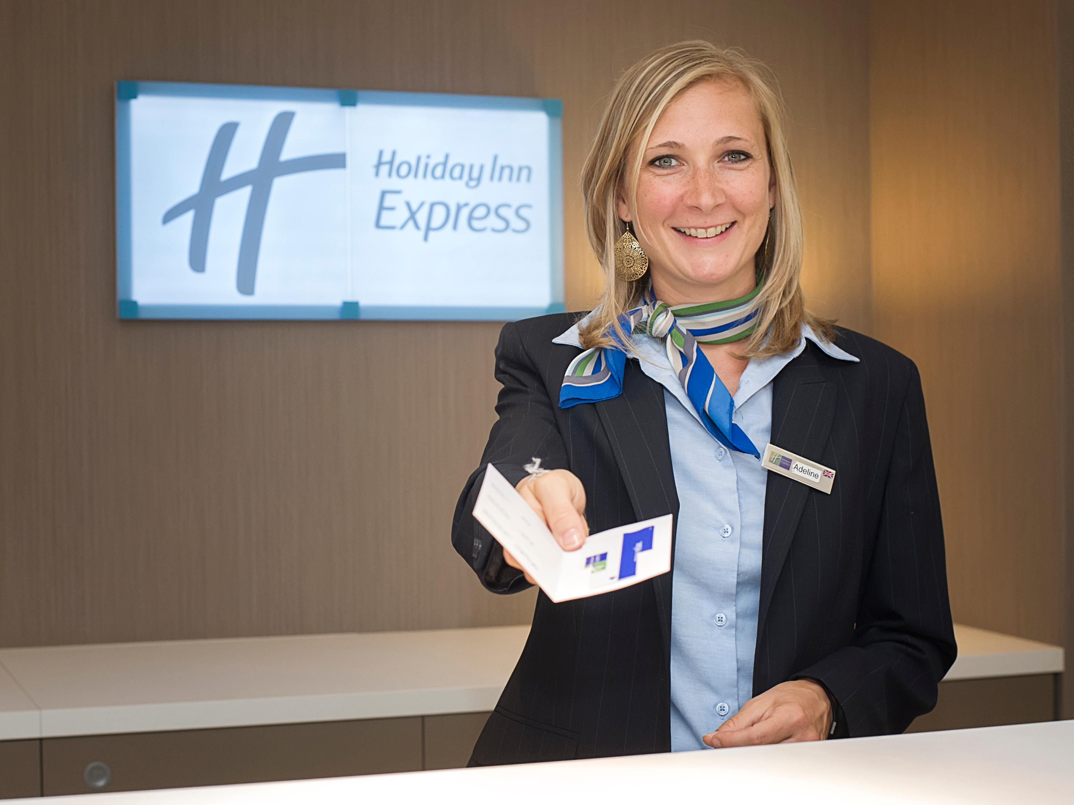 Our friendly staff is available in front desk to assit you