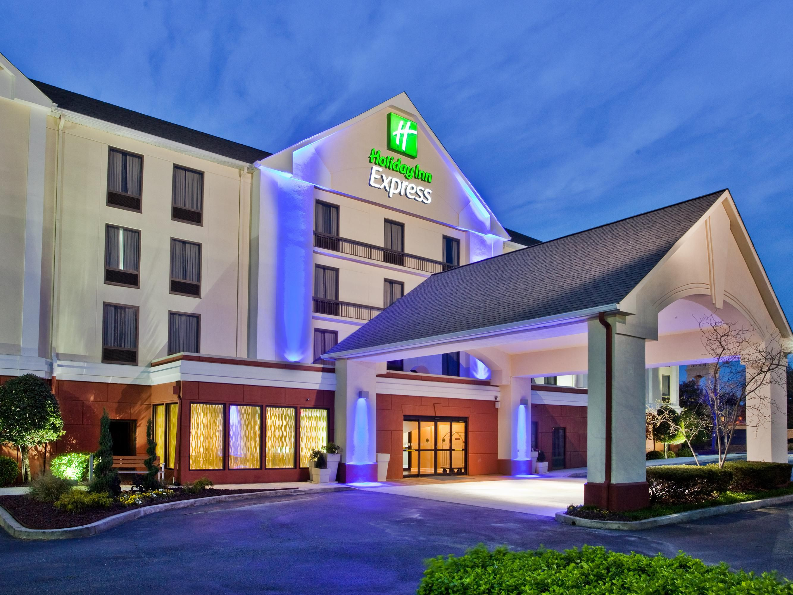 Welcome To your Holiday Inn Express Lithia Springs Georgia