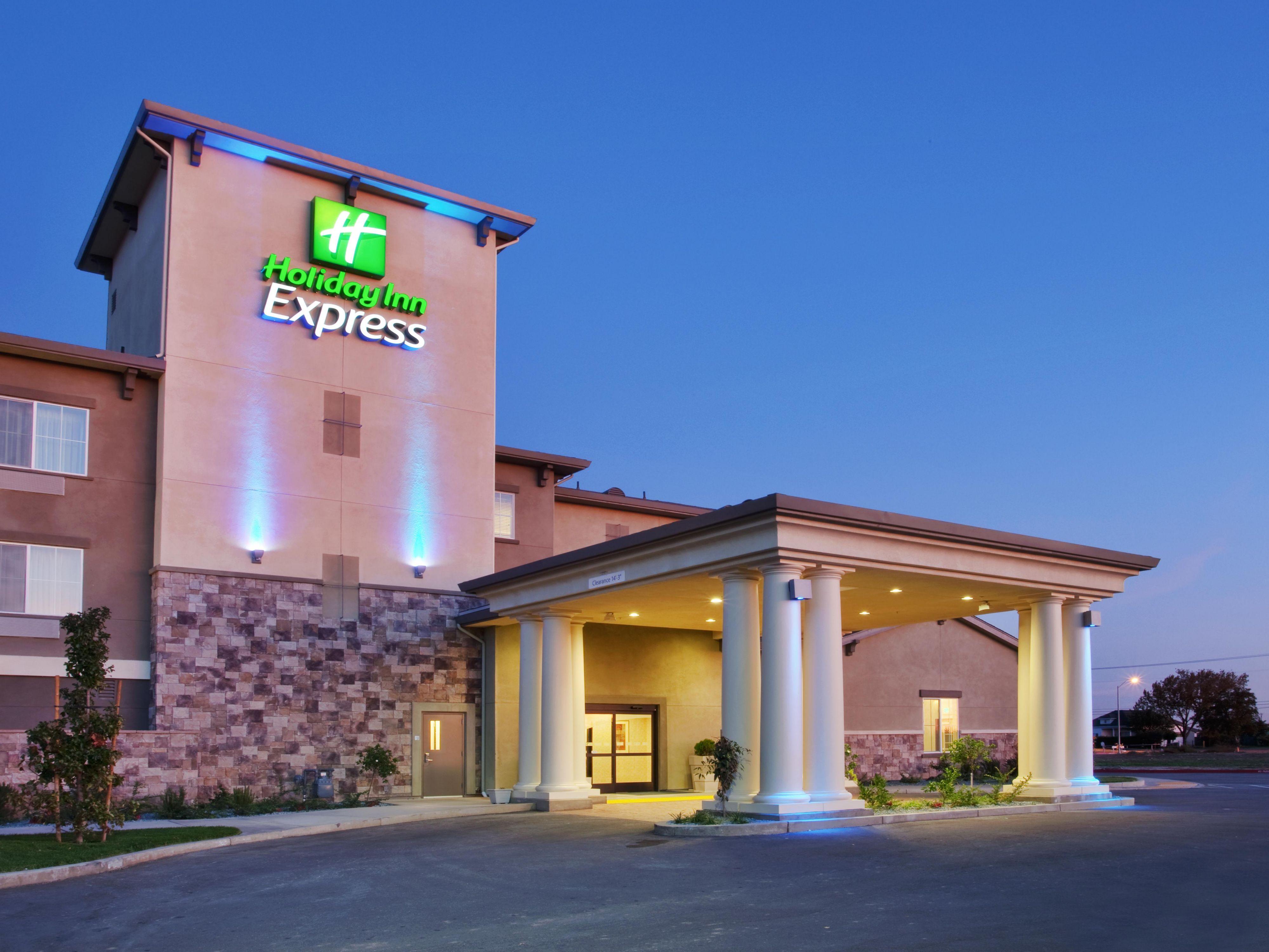 Lodi California Hotel Holiday Inn Express Lodi Hotel