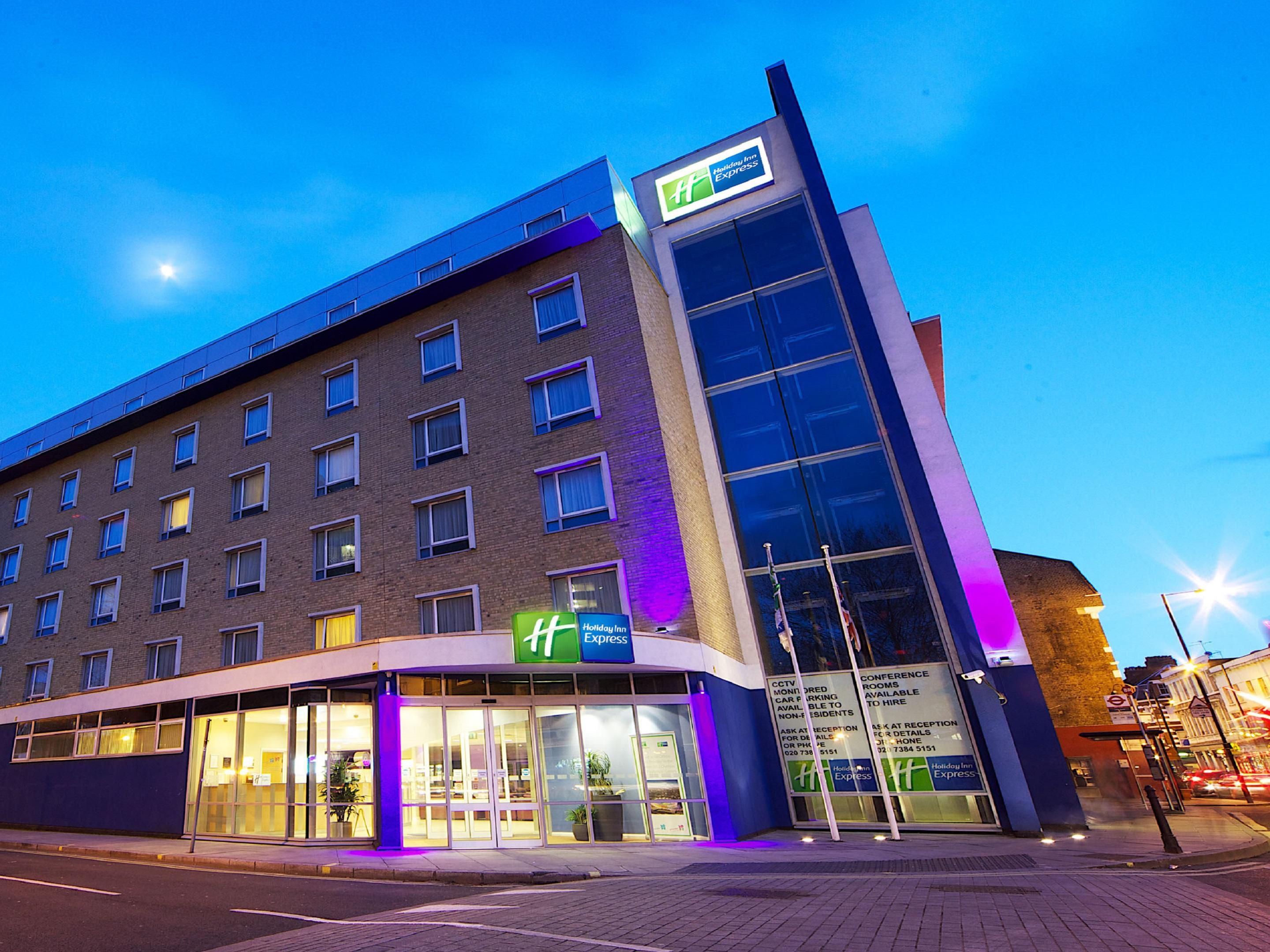 Holiday Inn Express London - Earl