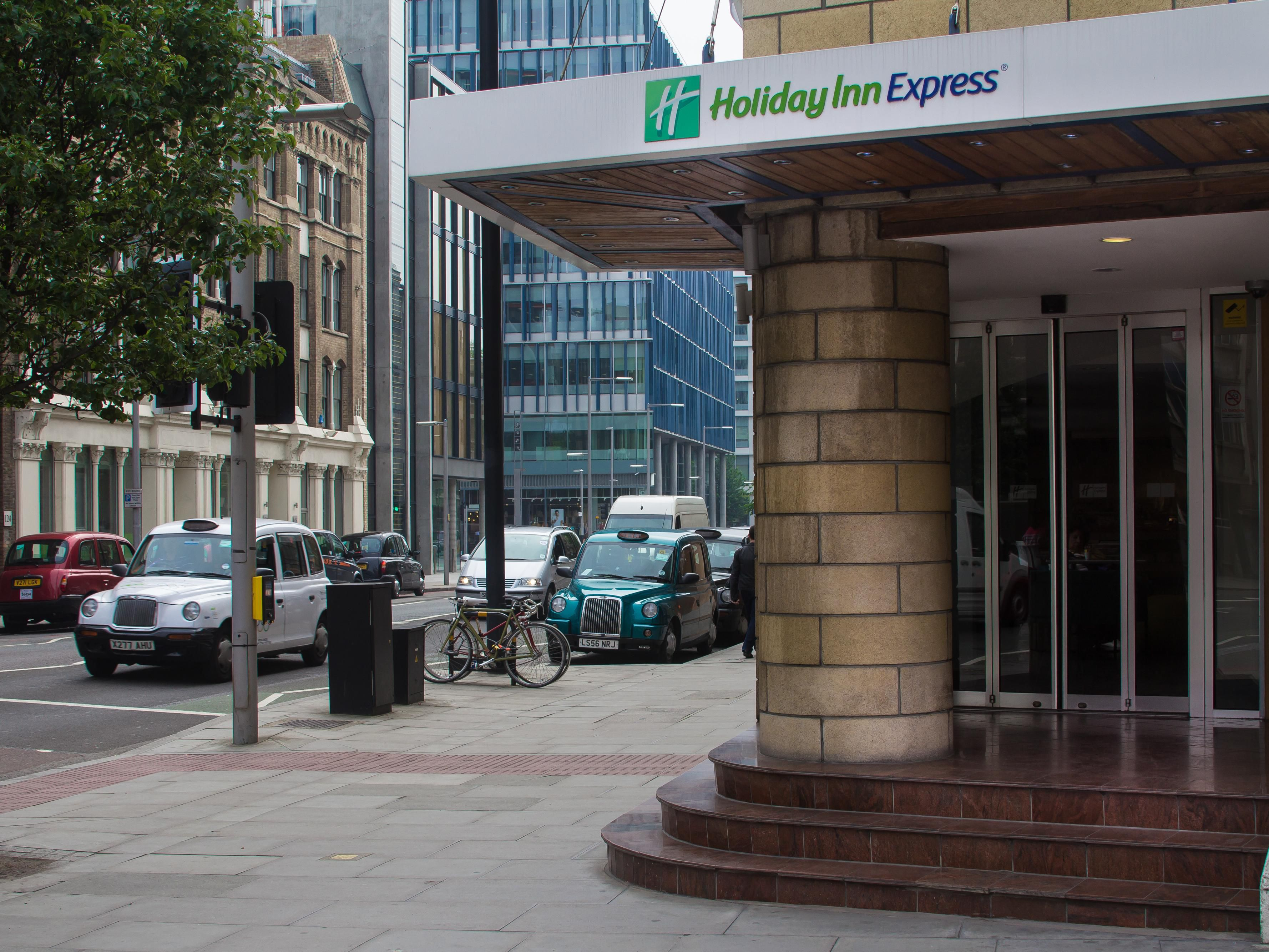 Welcome To Holiday Inn Express Southwark